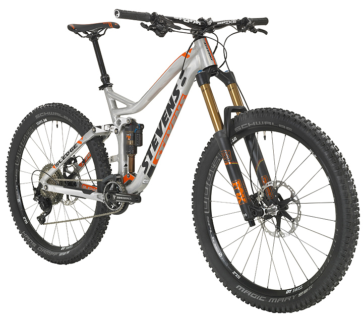 enduro bike stevens 2017 160mm