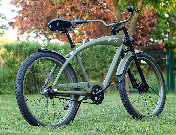 cruiser felt MP 2015 army styl